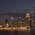 Louisville by Michael J Samuels