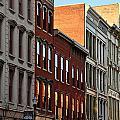 Louisville West Main Street by Steven Richman