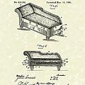 Lounge 1890 Patent Art by Prior Art Design