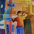 Love A Piano 1 by Marilyn Jacobson