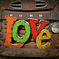 Love And A Ford Truck by Carla Parris