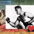 Love And War Dempsey by Mary Ann Leitch
