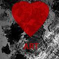 Love Art 1 by Xueling Zou