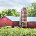 Love Barn by Gary Heller