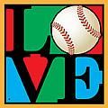 Love Baseball by Gary Grayson