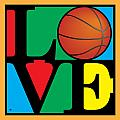 Love Basketball by Gary Grayson