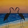 Love Birds by Wayne Cantrell