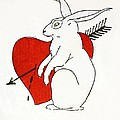Love Bunny by French School