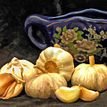 Love For Garlic by Michael Pickett