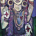 Love For Parvati by Laurie Maves ART