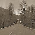 Love Gap Blue Ridge Parkway by Betsy Knapp