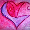 Love Heart 3 by Donna Walsh