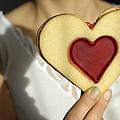 Love Heart Valentine by Matthias Hauser