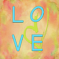 Love In Bright Blue by Paulette B Wright