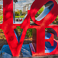 Love In City Park New Orleans by Kathleen K Parker