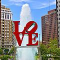 Love In The Park by Patrick Meek