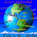 Love Is. . . . by Bobbee Rickard