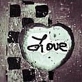 Love Is All You Need by Patricia Januszkiewicz