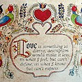 Love Is by Joan Shaver