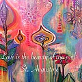 Love Is The Beauty by Robin Mead