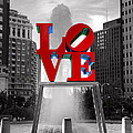 Love Isn't Always Black And White by Paul Ward