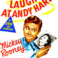 Love Laughs At Andy Hardy, Us Poster by Everett