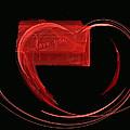 Love Letter Fine Fractal Art by Georgeta  Blanaru