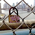 Love Lock by Gilda Parente
