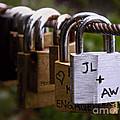 Love Locks by Micki Findlay
