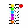 Love Love Love by Charles Stuart
