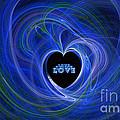 Love - Love - Love by Kaye Menner