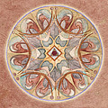 Love Mandala by Jo Thomas Blaine