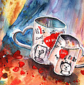 Love Mugs by Miki De Goodaboom