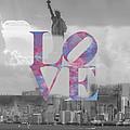 Love - New York City by Becca Buecher