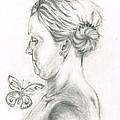 Loves- Her Butterflies by Teresa White