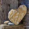 Love Rocks by Amy Fearn