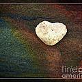 Love Stone - Framed by Jamie Johnson