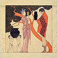 Love Token by Georges Barbier