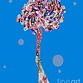 Love Tree by Ann Calvo