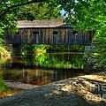 Lovejoy Covered Bridge 2 by Mel Steinhauer