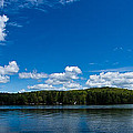 Lovell Lake Afternoon by RockyBranch Dreams