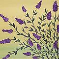 Lovely Lavender by April Mickens