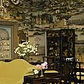 Lovely Room At Winterthur Gardens by Trish Tritz