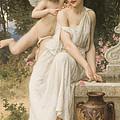 Loves Whisper by Charles Lenoir