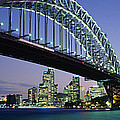Low Angle View Of A Bridge, Sydney by Panoramic Images