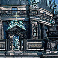 Low Angle View Of A Church, Berliner by Panoramic Images