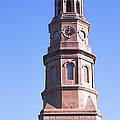 Low Angle View Of A Church, St. Philips by Panoramic Images
