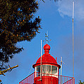 Low Angle View Of A Lighthouse, Morgat by Panoramic Images