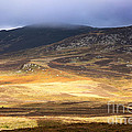 Low Cloud Over Highlands by Jane Rix