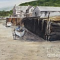 Low Tide At High Noon by Martin Howard